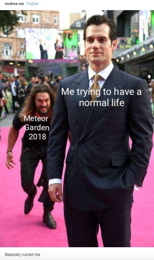 44 Hilarious Tumblr Posts About Meteor Garden On Netflix