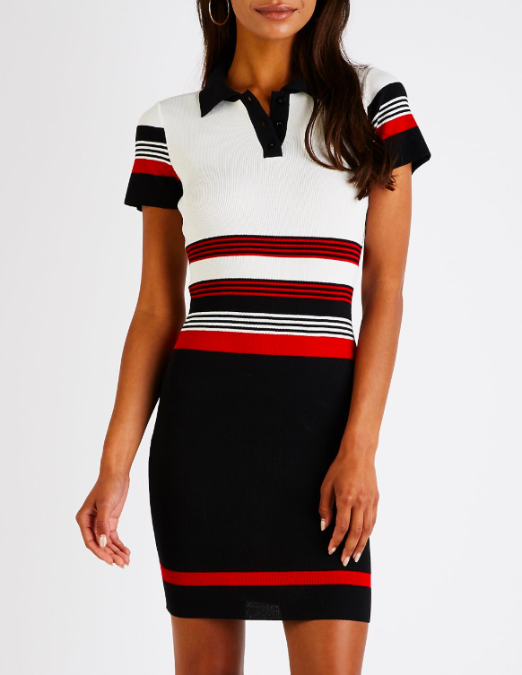 Get it from Charlotte Russe for $20.29 (available in sizes XS-XL).