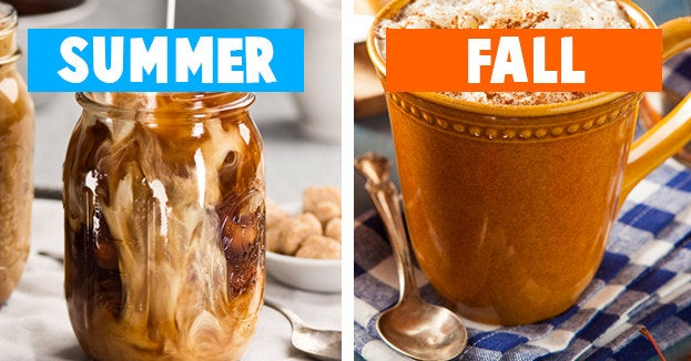 Would You Rather: Summer Food Vs. Fall Food Edition