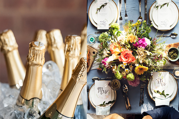 Plan Your Wedding Menu And We'll Reveal Your Perfect