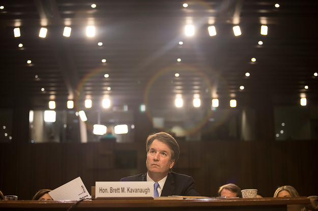 Senate Democrats Are Suing The National Archives To Get Brett Kavanaugh's Records