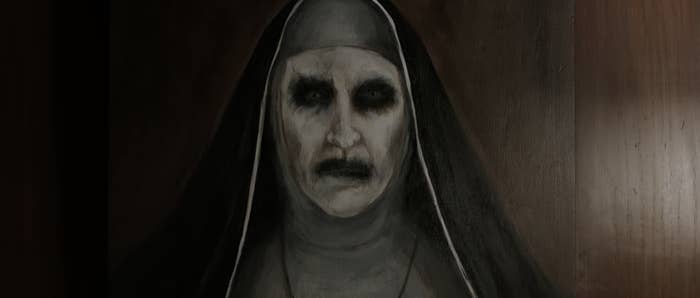 Turns Out The Actor Who Plays The Demon Nun In