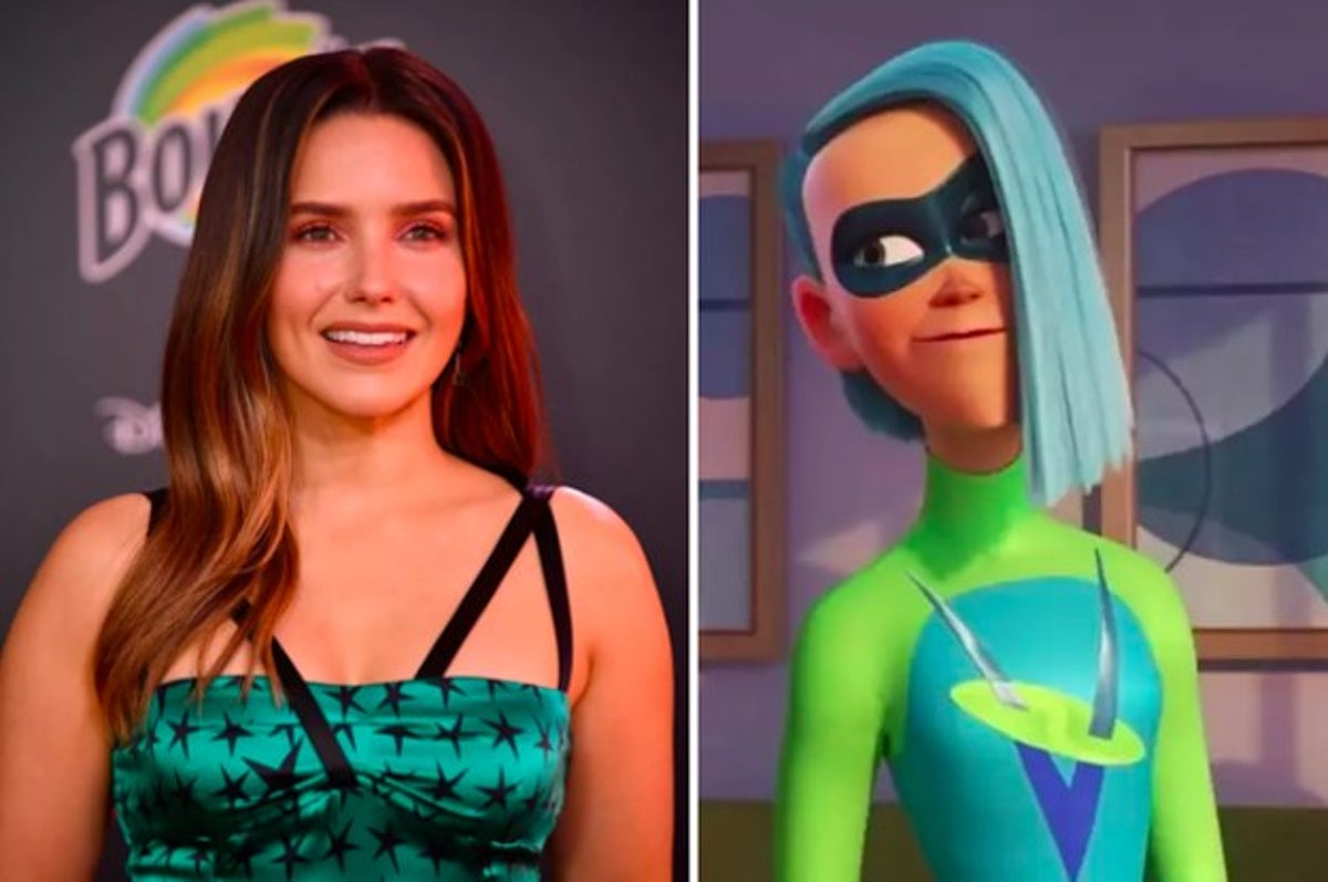 The Incredibles 2 Characters Vs What They Look Like In Real Life