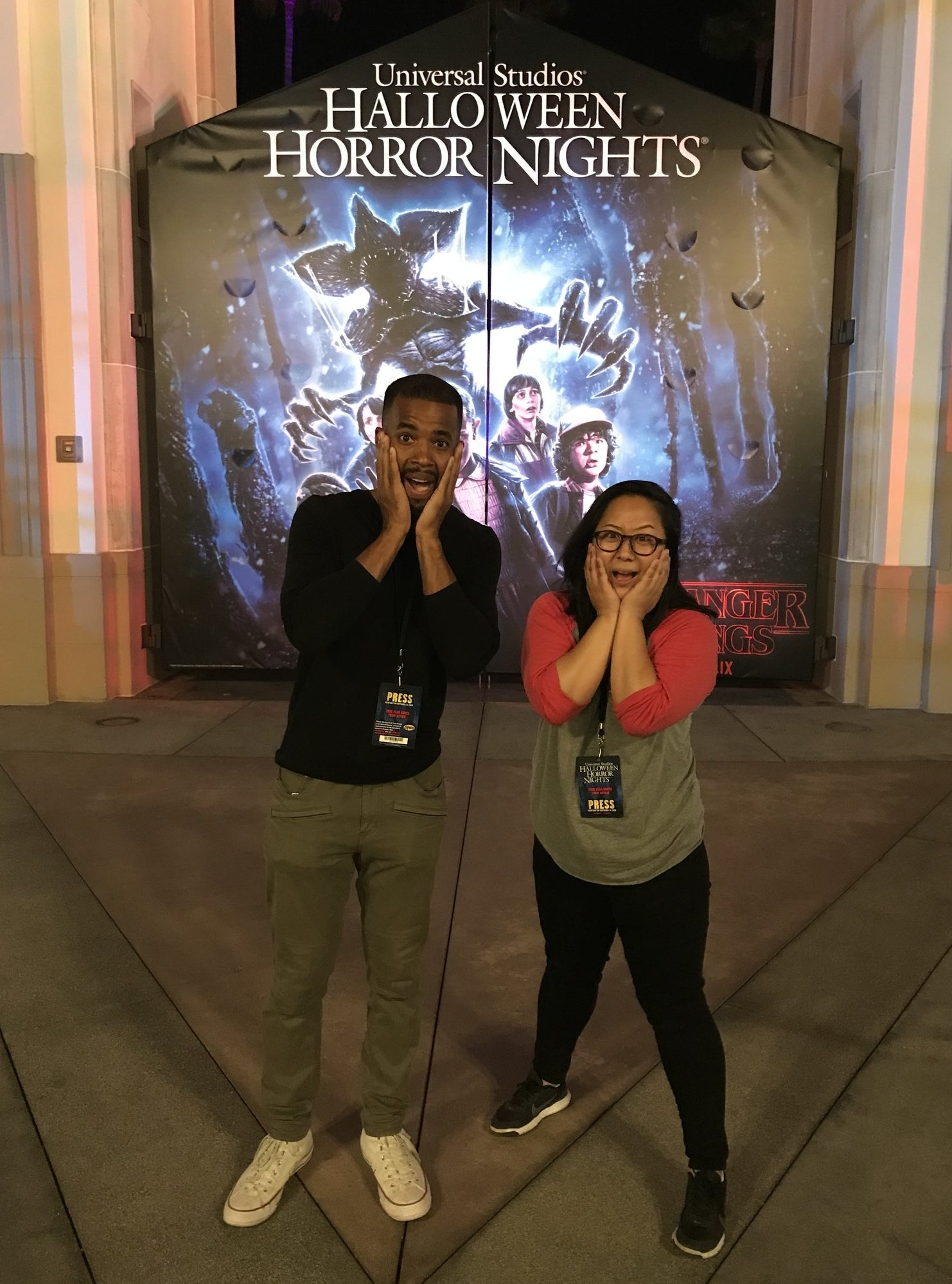The whole adventure took us almost five hours (with express passes!), one Panda Express break, and several hundred screams. But, after all was said and done, we managed to survive. Here's what we thought...