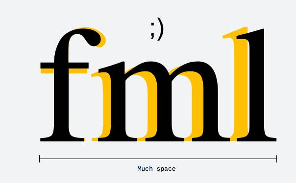 Here's A Font That Lets You Cheat On Your Term Papers