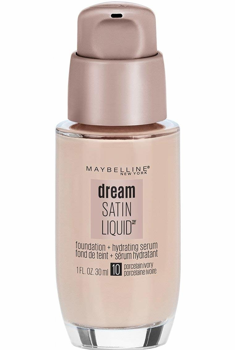 15 Drugstore Foundations That Are Even Better Than High-End Ones