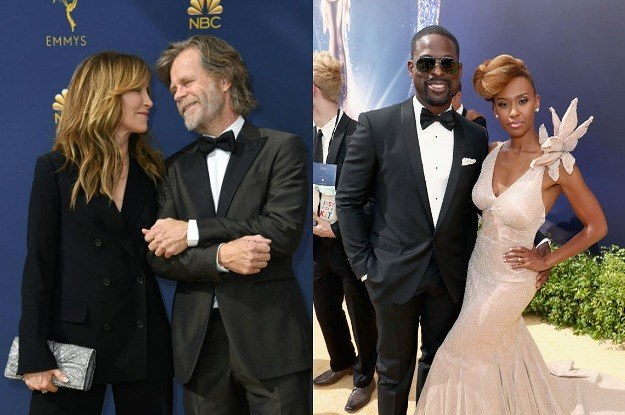 2018 Emmy Couples That Will Make Your Heart Skip A Beat