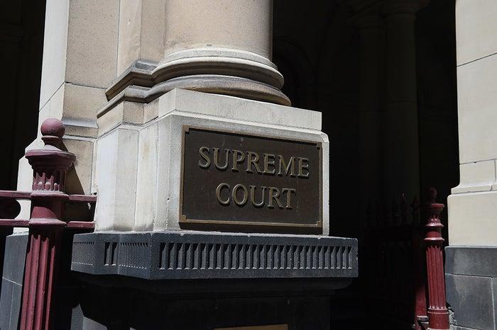 The Supreme Court of Victoria.