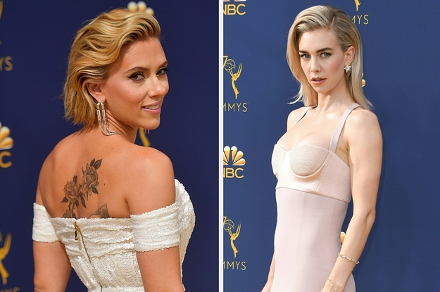 The Emmys Fashion This Year Was The Sexiest We've Seen In Awhile