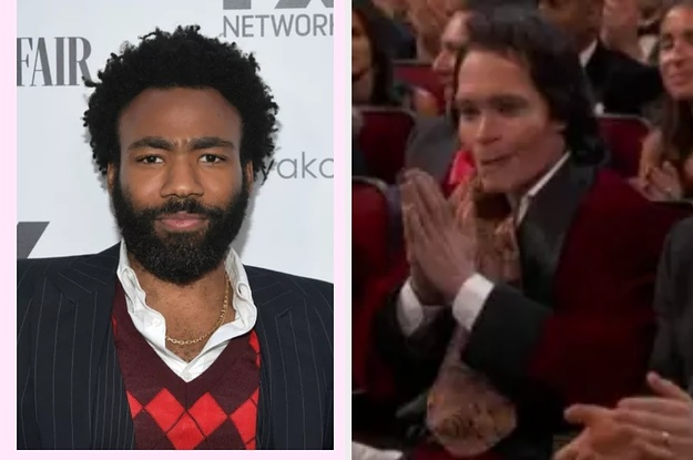 Someone Was Seated At The Emmys As Donald Glover's Creepy Teddy Perkins Character From