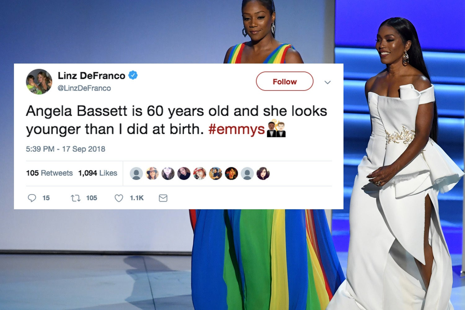Literally Just A Few Of The Funniest Tweets About The 2018 Emmy Awards
