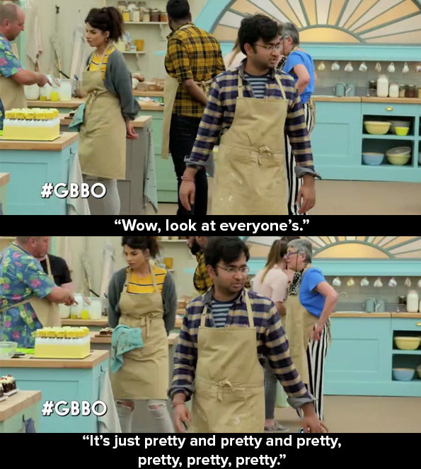 """15 Times Rahul On """"The Great British Bake Off"""" Was So Damn ..."""