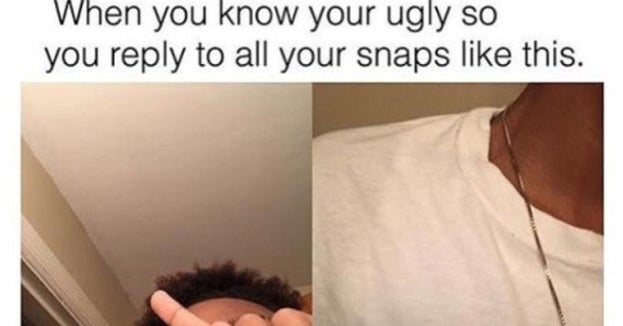 18 Tumblr Posts About Growing Up Ugly That'll Make You Laugh A Bit And Then Cry