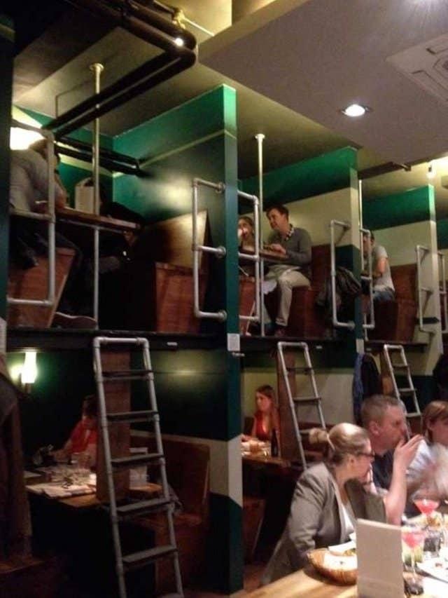 "19 Restaurants That Deserve The ""Worst Design Of The Year"" Award"