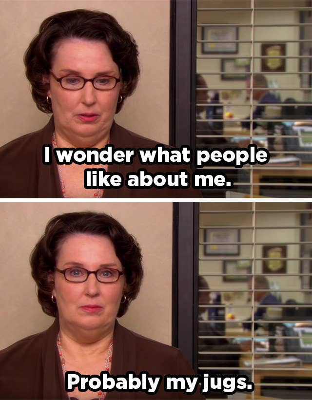 19 Times Phyllis From The Office Proved She Was The True Hbic
