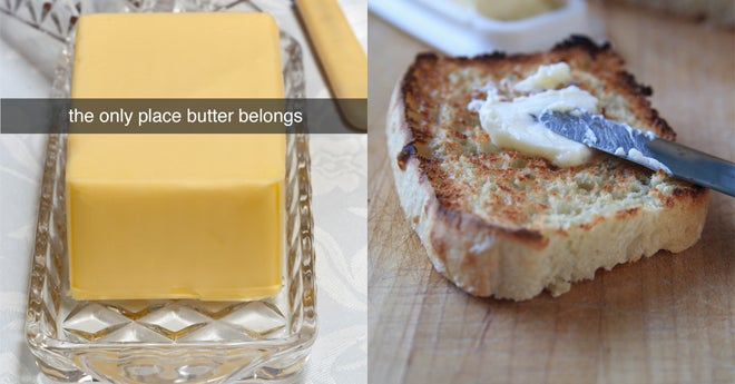 Here's Everything You Need To Know About Storing Butter At Room Temperature