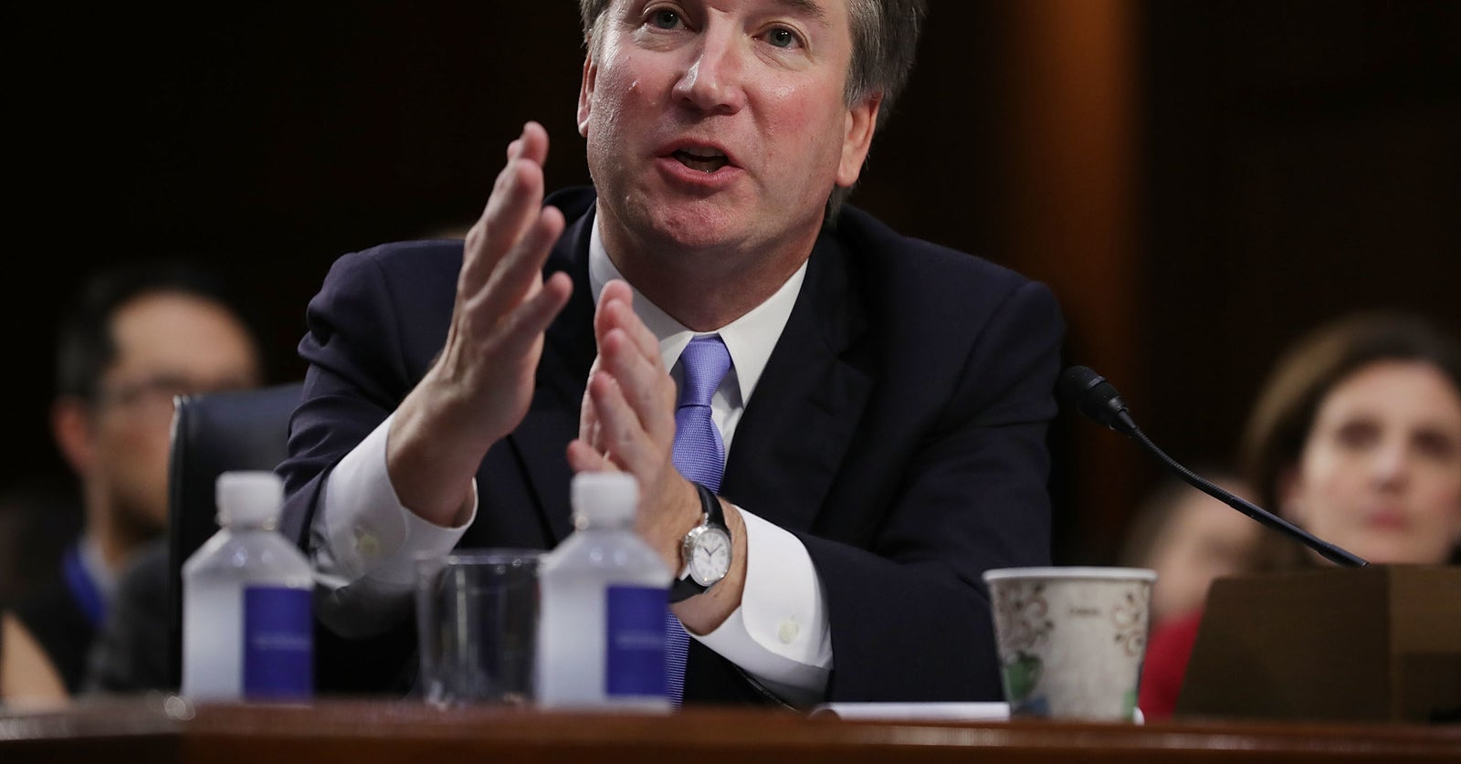 The Woman Accusing Brett Kavanaugh Of Sexual Assault Wants The FBI To Investigate Before She Testifies In Congress