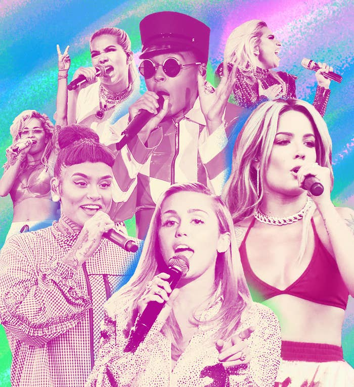 2018 Is The Year Of The Queer Woman Pop Star