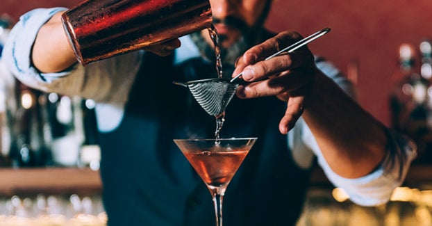 Create A Cocktail And We'll Tell You What Type Of Drunk You Are