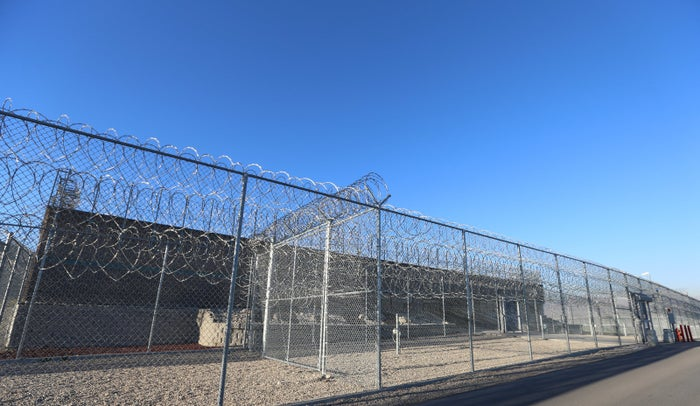 The Utah state prison where Barzee has spent 15 years.
