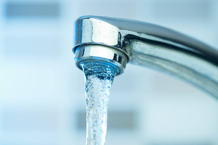 Ninety-five percent of people don't wash their hands long enough to get rid of bacteria.