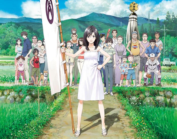 今年の上映作品は「サマーウォーズ」! 細田守監督が手がけた、大ヒットアニメ映画です。いいなぁ、毎年夏になると観たくなっちゃうんですよね。そして観たら泣いちゃう...。