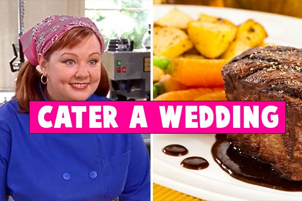 Cater A Wedding And Well Reveal The Exact Age You'll Get Married