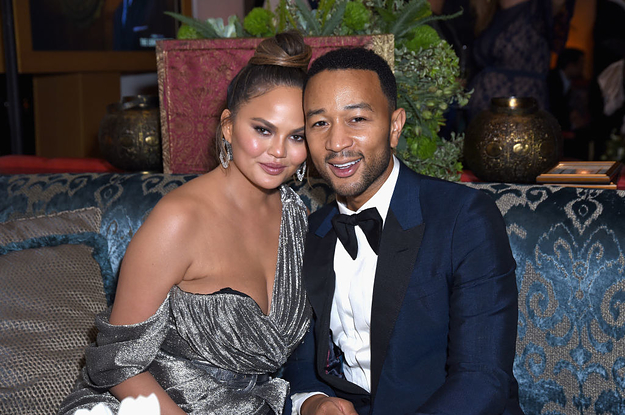 Chrissy Teigen Addressed How It Felt To Have People Question Whether Or Not She Was Pregnant At The Emmys