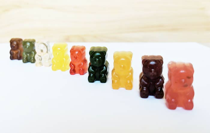 I Made Homemade Gummy Bears Because I Lost Control Of My Life