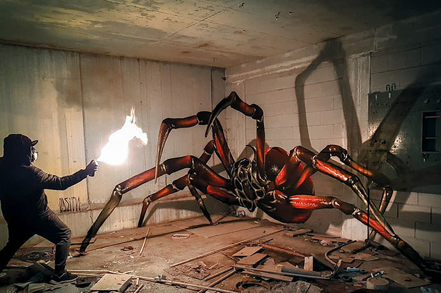 This Artist Makes 3-D Art That's So Epic You'll Sw...