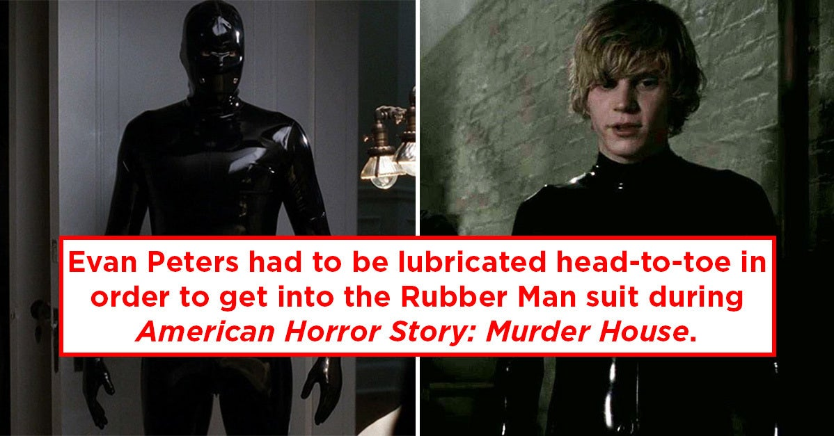 "35 Behind-The-Scenes Facts You Probably Didn't Know About ""American Horror Story"""