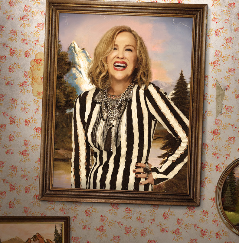 "How Catherine O'Hara On ""Schitt's Creek"" Became One Of The Best Dressed Characters On TV"