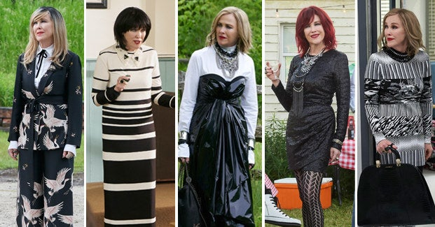 How Catherine O'Hara On