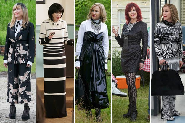 How Catherine O Hara On Schitt S Creek Became One Of The Best Dressed Characters On Tv