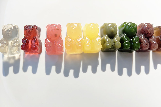 I Made Homemade Gummy Bears Because I Lost Control...