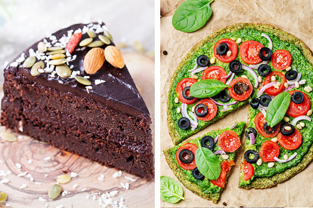 Would You Rather: Vegan Food Edition