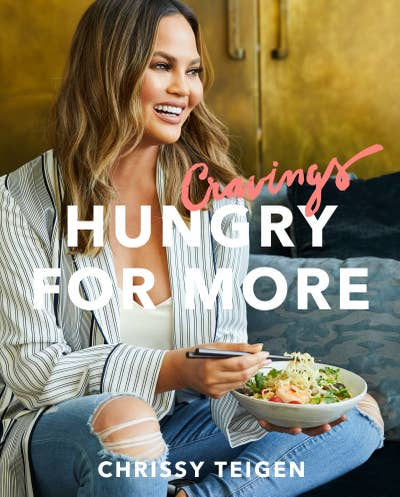 5b8b76fc657 We Made Food Using Chrissy Teigen s Newest Cookbook To See If It Was ...