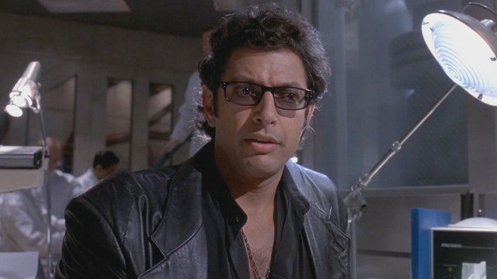 Jeff Goldblum helped fight for his inclusion in the franchise.