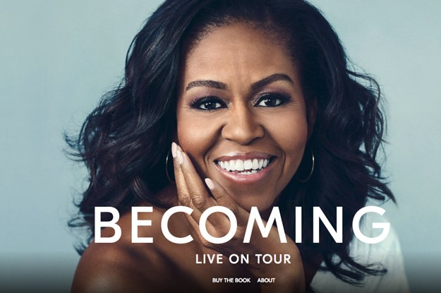 Some Tickets For Michelle Obama's Speaking Tour Are Now Going For $1,000 And Many People Are Priced Out