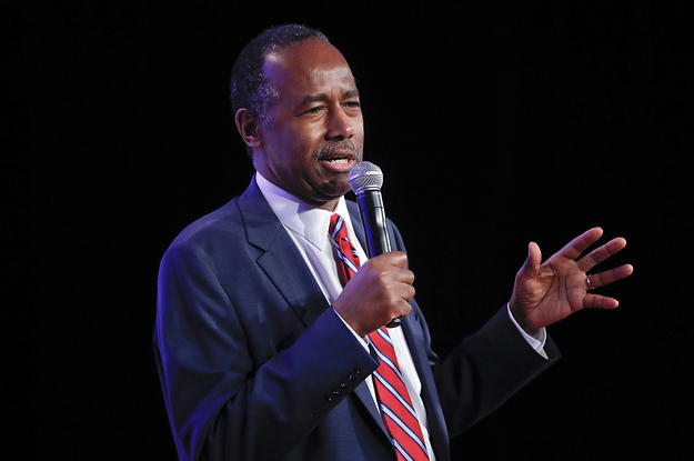 Ben Carson Believes The Kavanaugh Assault Allegations Are Part Of A Socialist Plot To Take Over America