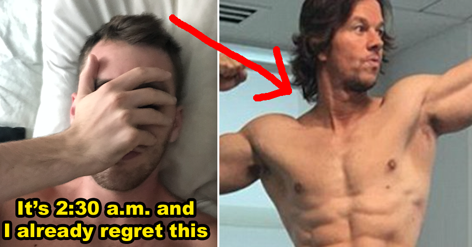 I Lived Like Mark Wahlberg For 24 Hours And Hated Every Second Of It