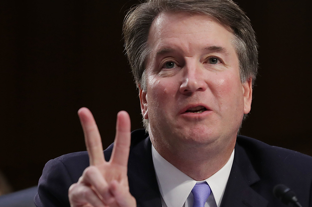 Another Woman Has Reportedly Accused Brett Kavanaugh Of Sexual Misconduct And Wants An Investigation