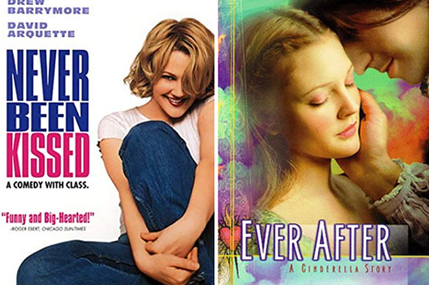 How Many Drew Barrymore Movies Have You Actually S...
