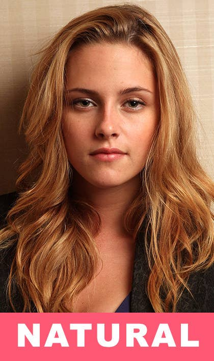 She S Probably Most Known For The Twilight Saga So It No Surprise That People Ume A Brunette Truth Is Actually Has Blonde