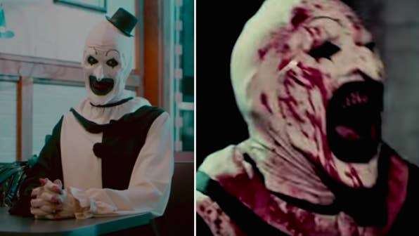 """What it's about: """"A maniacal clown terrorizes three young women on Halloween night and everyone else who stands in his way.""""Why you need to watch it: The death scenes are done so well, the story is solid, and the villain who never speaks will haunt your dreams forever. The end perfectly seals the movie, and there are even a couple of jump scares, which is always a bonus.Editor's note: The was also the most-suggested movie on this entire list!—juliem455bdc8ad"""