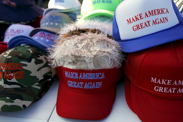 2cedb128498b57 These Vendors Made A Killing Selling Trump Swag