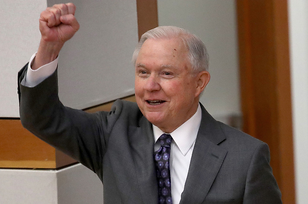 Only 13 States Have Sent Representatives To Jeff Sessions' Summit On Social Media Bias