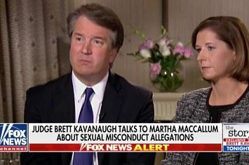 Brett Kavanaugh Has Again Denied Sexual Misconduct Allegations: