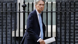 The Chancellor Will Warn Theresa May Today That Cutting Low-Skilled EU Migration Will Hit The NHS