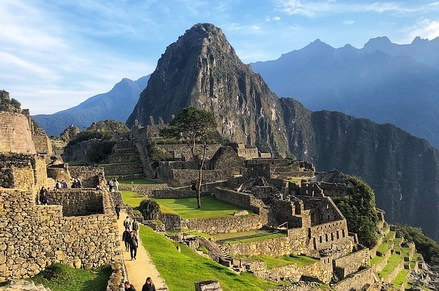We Know Which Machu Picchu Hike You Should Do Based On Your Fitness And More